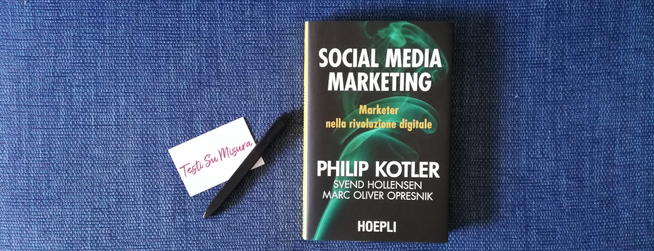 Il Re dei libri sul social media marketing è il nuovo libro di Philip Kotler
